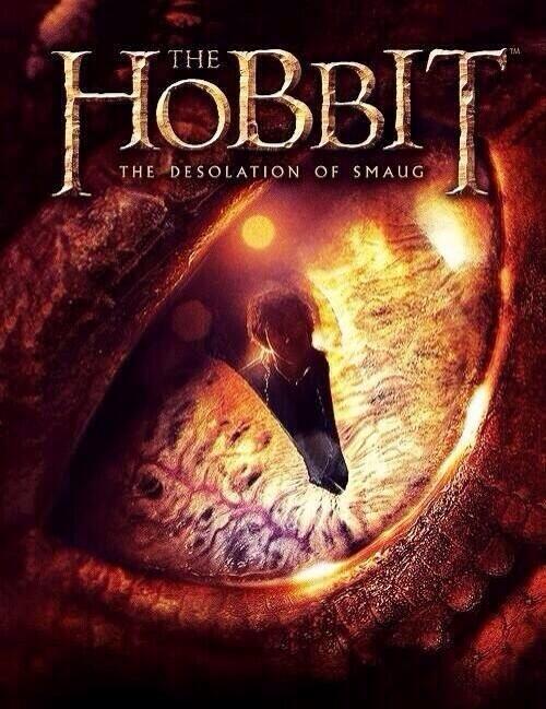 The-Hobbit-La-Desolation-de-Smaug-Affiche-Teaser