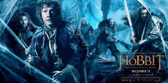 The-Hobbit-Desolation-de-Smaug-Bannière