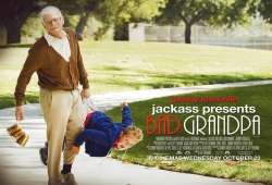 Jackass Presents : Bad Grandpa [Critique]
