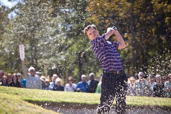 Arthur Newman, Golf Pro