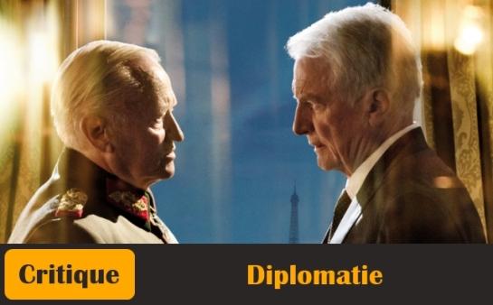 Diplomatie-Critique-Affiche