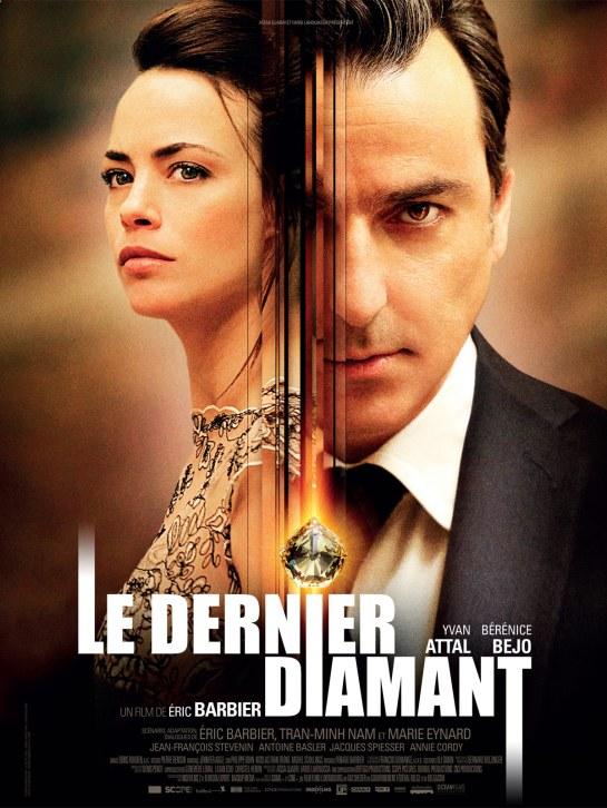 Le-Dernier-Diamant-Yvan-Attal-Bérénice-Béjo-Affiche