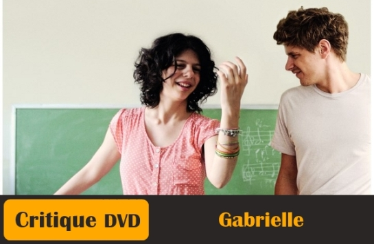 Gabrielle-Critique-DVD-Test-Affiche