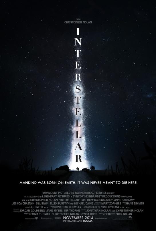 Affiche-Poster-Interstellar-Christopher-Nolan