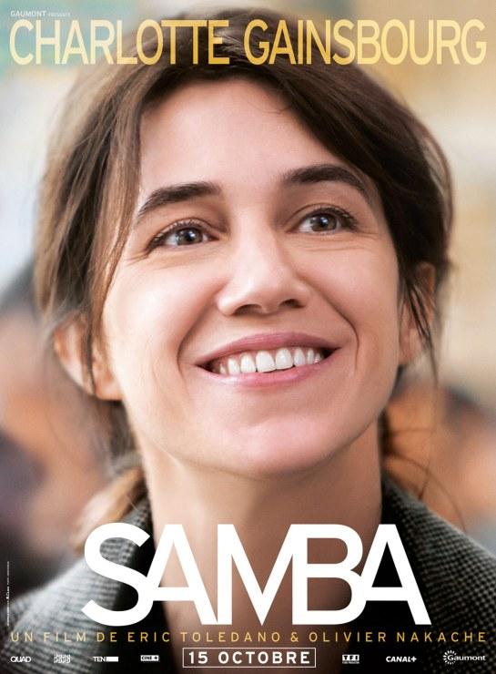 Samba-Charlotte-Gainsbourg-Affiche