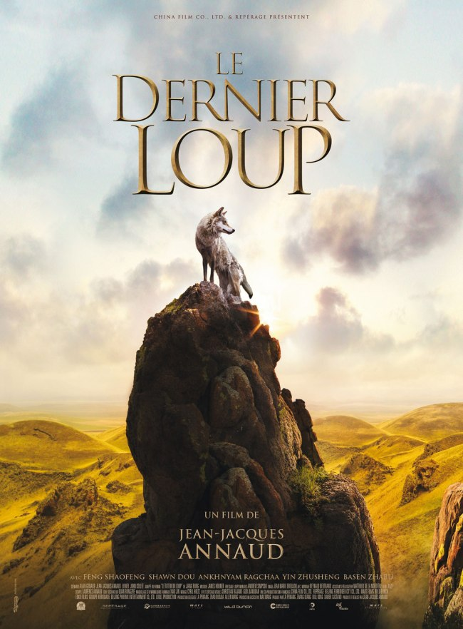 Wolf-Le-Dernier-Loup-Jean-Jacques-Annaud-Poster
