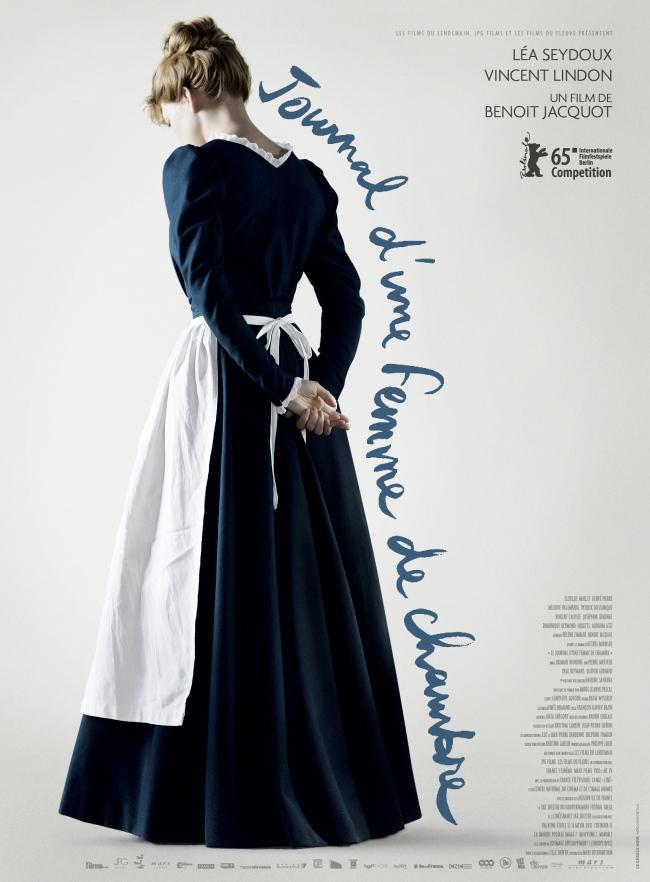 journal-dune-femme-de-chambre-lea-seydoux-affiche