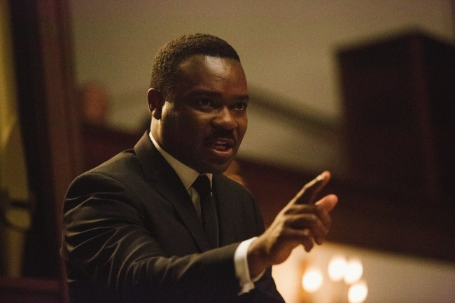Martin Luther King, jr. (David Oyelowo)