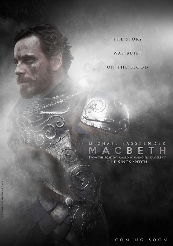 Macbeth-Affiche-Fassbender